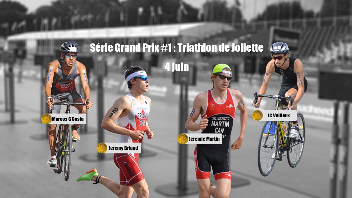 Triathlon de Joliette