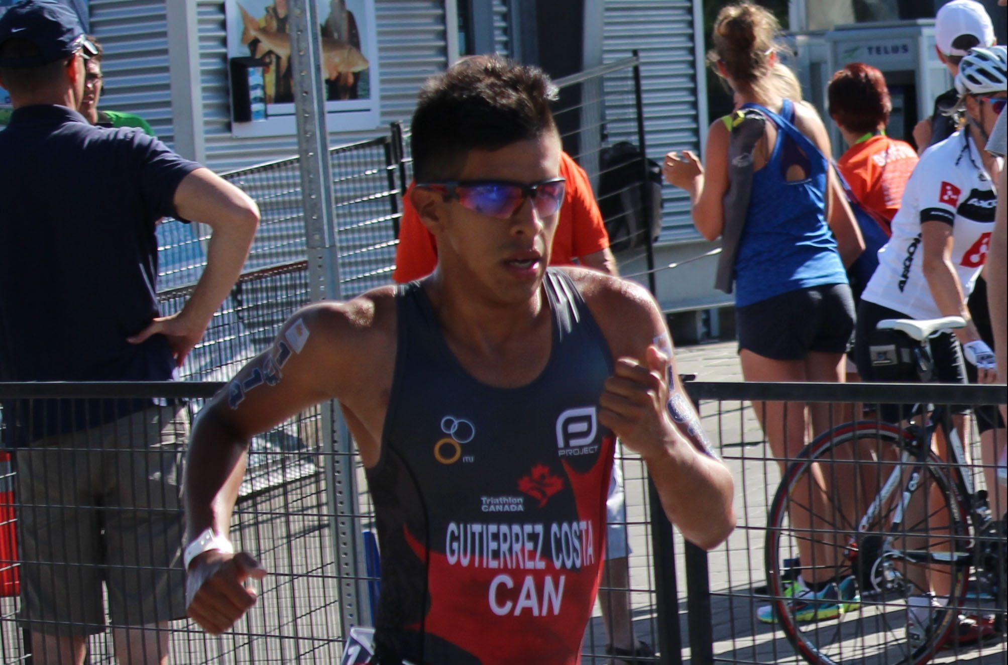 Marcos Gutierrez Costa rejoint Athlètes d'ici