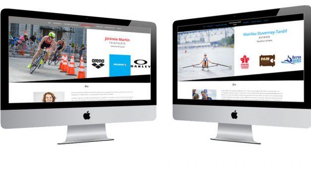 5 raisons d'avoir un site web d'athlète